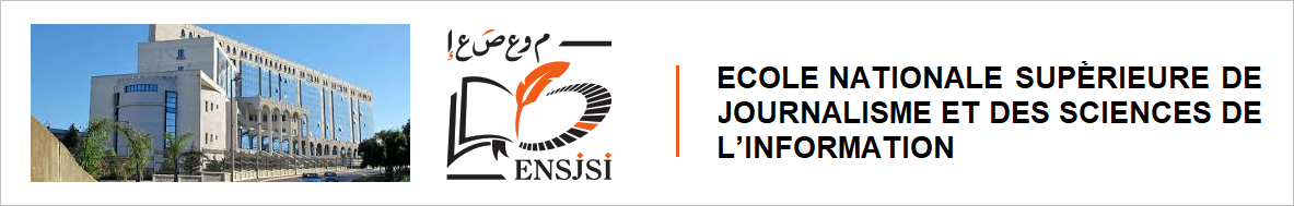 ENT | École Nationale Supérieure de Journalisme et des Sciences de l'Information d'Alger